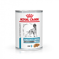 Royal Canin VHN Dog Sensitivy Control Chicken Can