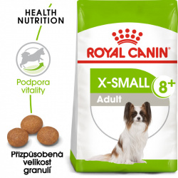 Royal Canin X-Small Adult +8