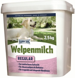 Welpenmilch Regular Happy Dog