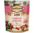 Carnilove Dog Crunchy Snack Lamb with Cranberri...