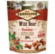 Carnilove Dog Crunchy Snack Wild Boar with Rose...