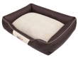 Pelech Cesar Exclusive Dog Bed béžovo/hnědý