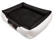 Pelech Cesar Exclusive Dog Bed černo/bílý