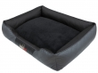 Pelech Cesar Exclusive Dog Bed černý/grafit
