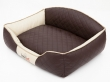 Pelech Elite Dog Bed hnědo/béžový