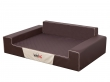 Pelech Glamour Dog Bed hnědý